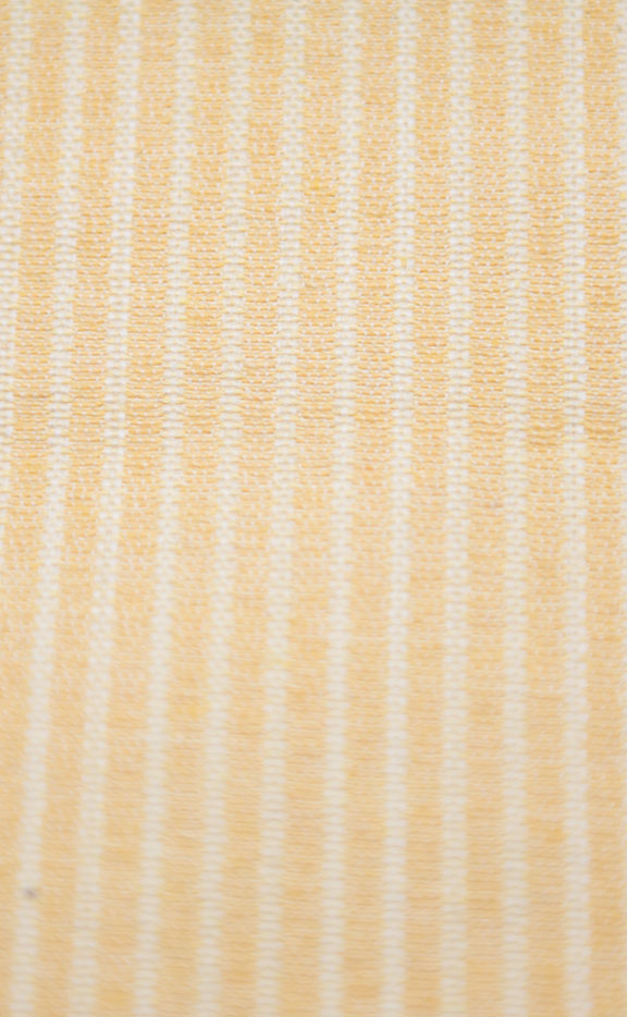 "MANU 22A  GOLD    65%COTTON/35%POLY  UPHOLSTERY                 54"" WIDE           WASHABLE                                    MADE IN ITALY"