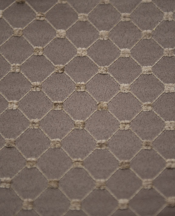 "SALICE 32/MOCHA        65%/COTTON 35%/POLY  UPHOLSTERY                          54"" WIDE                                                MADE IN ITALY"