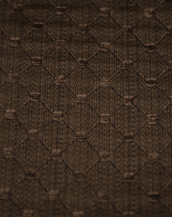 "SALICE 21/BROWN       65%/COTTON 35%/POLY  UPHOLSTERY                          54"" WIDE                                                MADE IN ITALY"