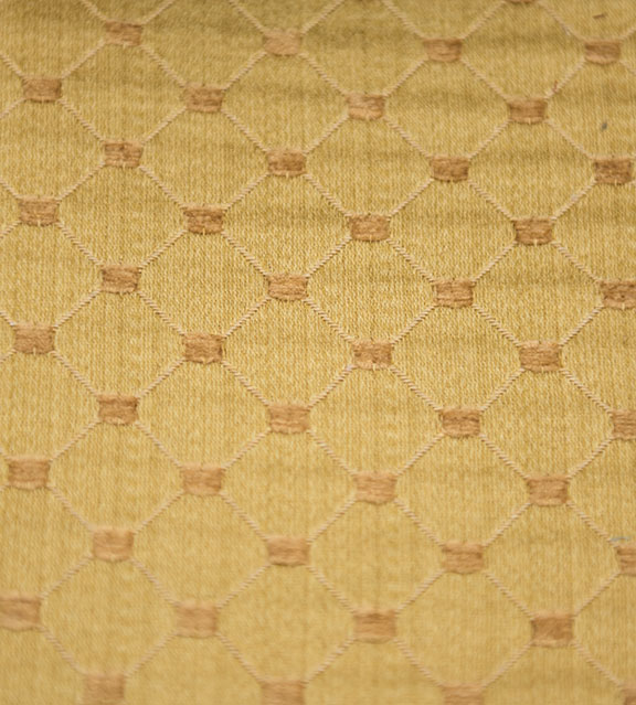 "SALICE  26/GOLD        65%/COTTON 35%/POLY  UPHOLSTERY                          54"" WIDE                                                MADE IN ITALY"