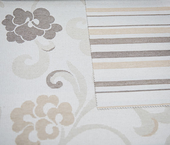 "C2502  BEIGE          65% COTTON/35% POLYESTER                                             108"" or 54"" WIDE                                                     ITALY"