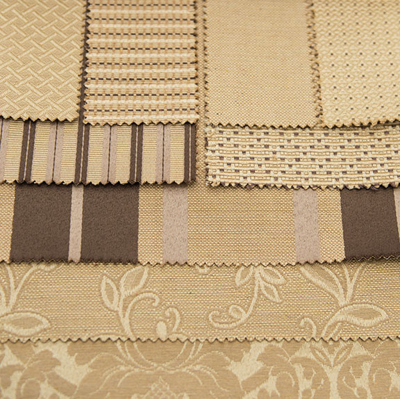 "DECOR    GOLD         60% COTTON/ 40 POLYESTER                                              108"" or 54"" WIDE                                        UPHOLSTERY & DRAPERY                                               MADE IN ITALY"