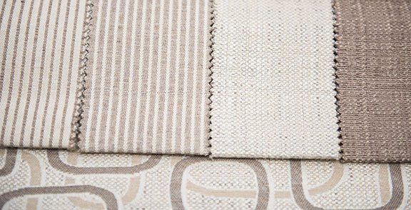 "MANU BEIGE   65%COTTON/ 35% POLY  54"" WIDE  MADE IN ITALY  SOFA,  PILLOW,  WINDOW SHADS,  DRAPERY"