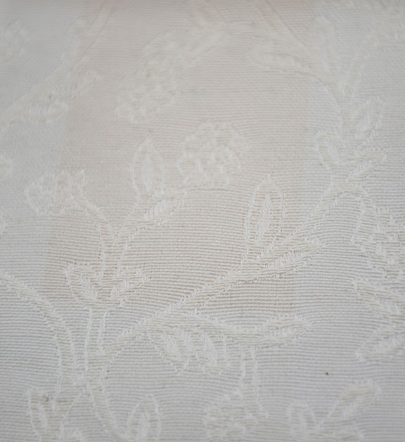 "FRESH   #1              52%COTTON/48%POLY                                    54""  OR 108"" WIDE                                     MADE IN ITALY"