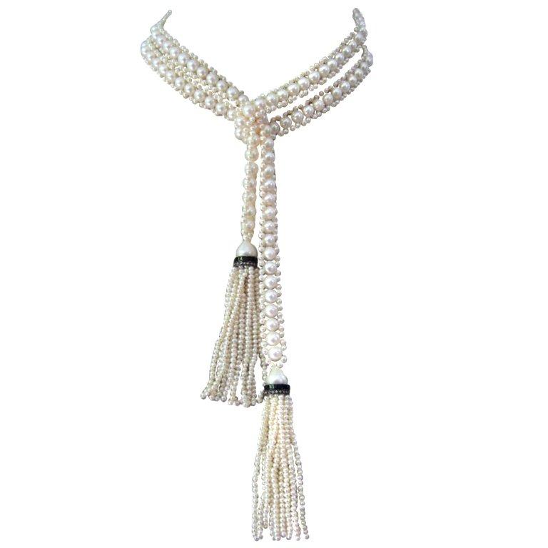 Pearl Sautoir + Onyx + Diamonds 1.jpeg.jpg
