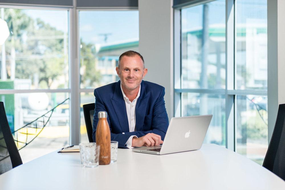 Adam Jackson Consultant Brisbane