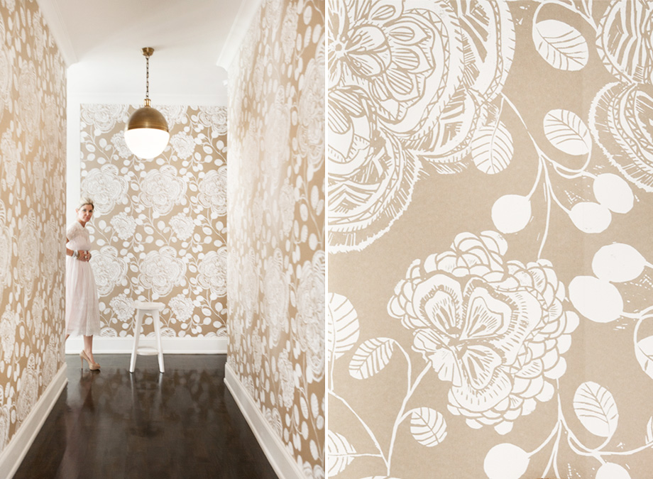PENCIL & PAPER CO. // Wallpaper by Anthropologie