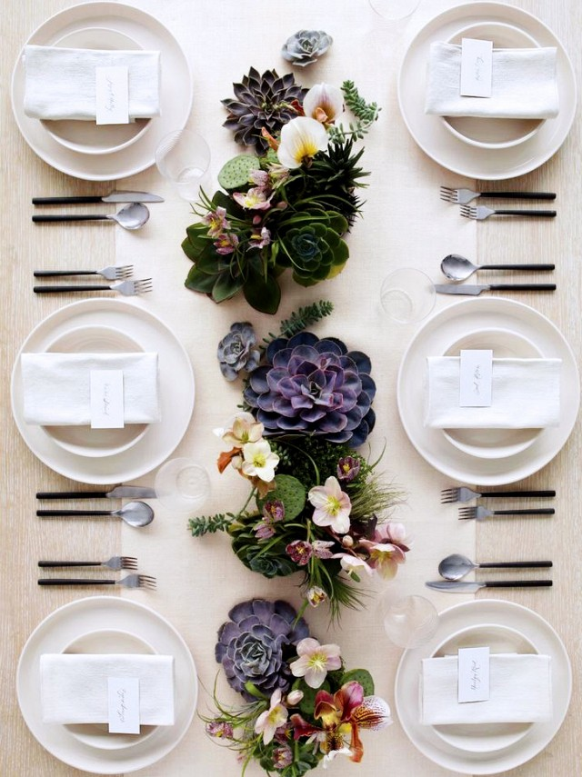 Sylvie Becquet  for   Martha Stewart Weddings