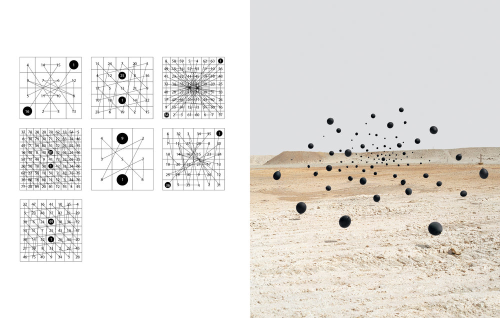 Andrea Galvani ©Study on Magic Squares and Death of an Image #7.jpg