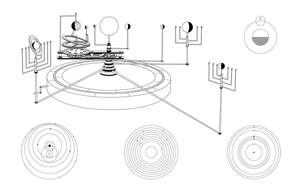 Andrea Galvani © Study on Uranographic Machine_2015.jpg