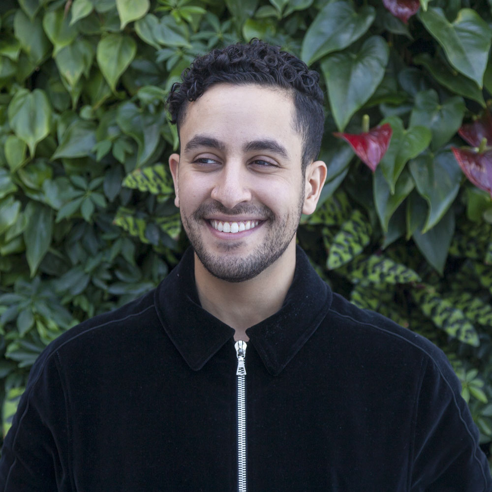 Tomer Ben-David - Co-Founder / StrategyTomer is obsessed with brands that start movements and the products that drive them.