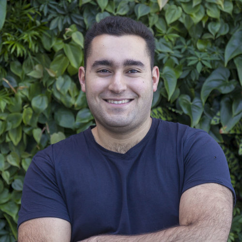 Alex Rahmani,   Business Operations  - Alex ensures that all the fun stuff like Taxes, Payroll, and legal are handled. He's also instrumental in the development of Exeq for Businesses!