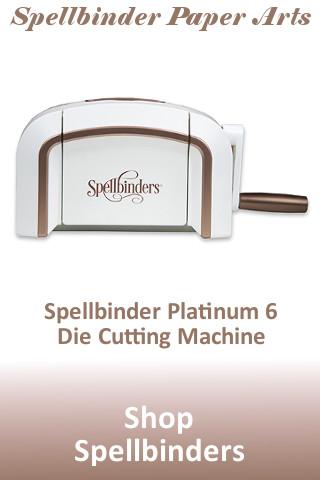 Spellbinder Platinum 6