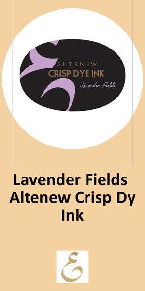 Altenew Lavender Fields Crisp Dye Ink