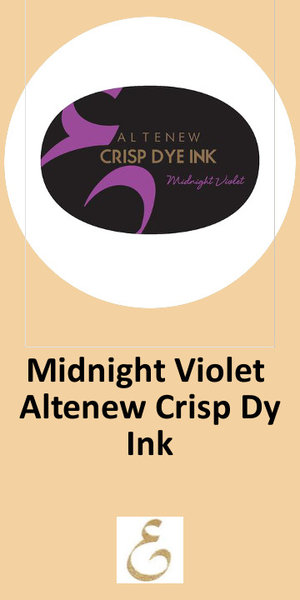 Altenew Midnight Violet Ink