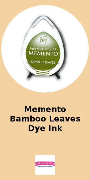 Memento Bamboo Leaves