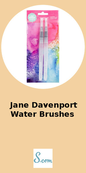 Jane Davenpoort Water Brushes