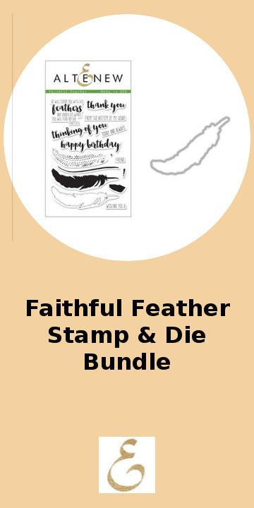 Altenew Faithful Feather Stamp & Die Bundle.jpg
