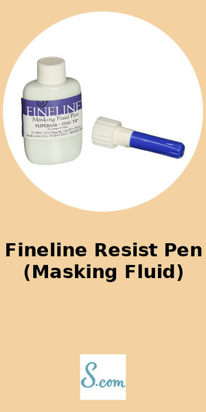 Fineline Resist Pen