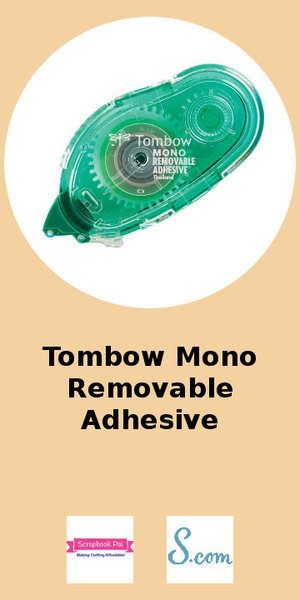 Tombow Mono Removable Adhesive