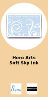 Hero Arts Soft Sky Ink