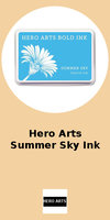 Hero Arts Summer Sky Ink