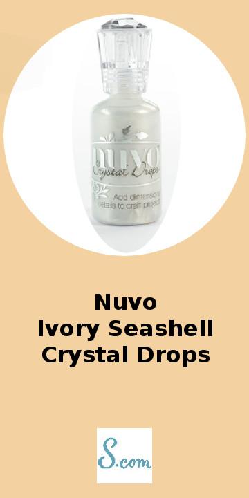 Nuvo Ivory Seashell Crystal Drops.jpg