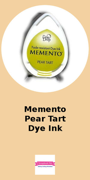 Memento Pear Tart Ink