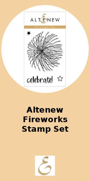 Altenew Celebrate Stamp Set