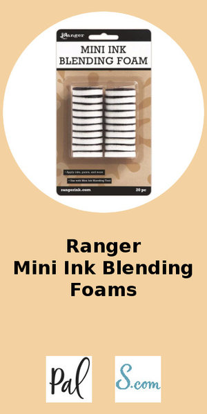Ranger Mini Ink Blending Foams