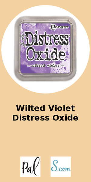 Wilted Violet Distress Oxide