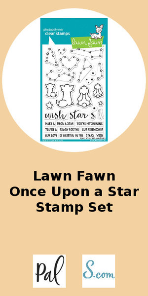 Lawn Fawn Once Upon a Start Stamp Set