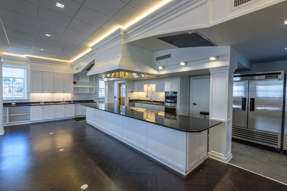 Phipps Botany Hall Kitchen4 by PAUL G WIEGMAN
