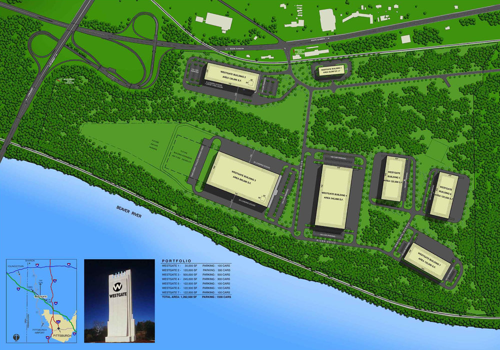 WESTGATE BUSINESS PARK MASTER PLAN