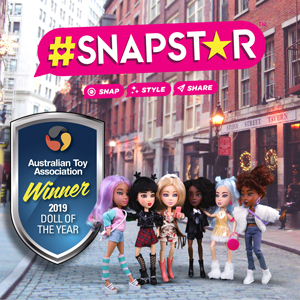 "Snapstar   Meet the #SNAPSTAR squad! Lola, Aspen, Dawn, Yuki, Izzy and Echo, each with a unique personality and all at the forefront of what's trending in fashion and social media. The trend-setting group of six social influencers is ready to immerse fans into exciting worlds of what's ""hot and happening"" around the globe in fashion, beauty, music, photography and design."