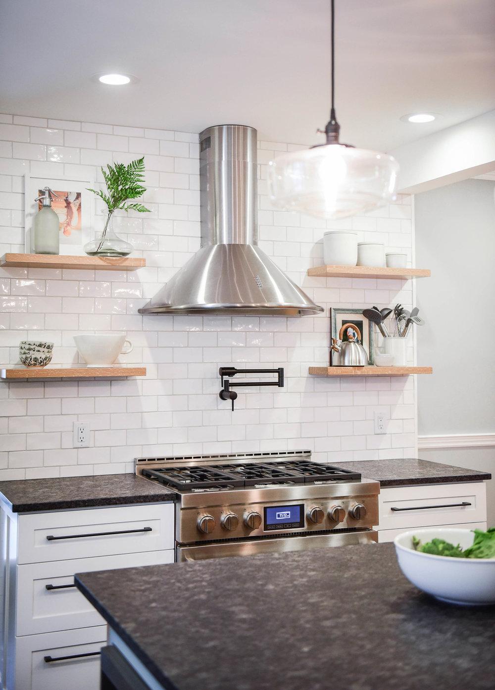 floating shelves stove modern.jpg