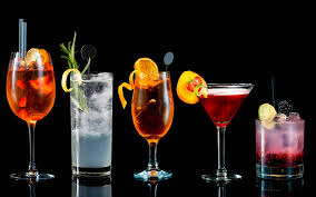 DRINKS - From Beer on Tap to Tempting Mixology