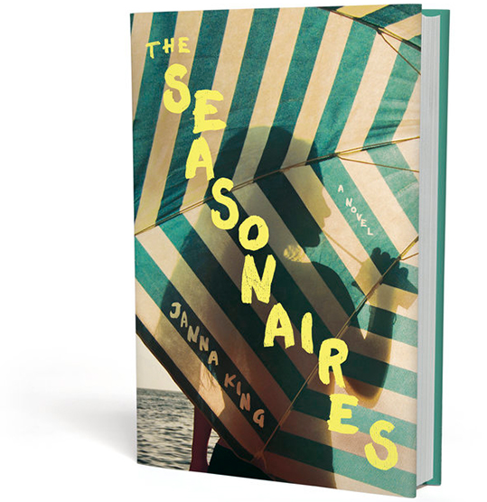 THE SEASONAIRES - DEBUT NOVELAVAILABLE NOWFROM PEGASUS BOOKS