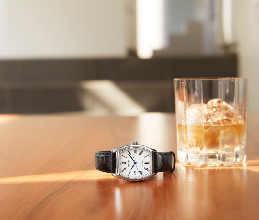 Learn more about Seiko here.