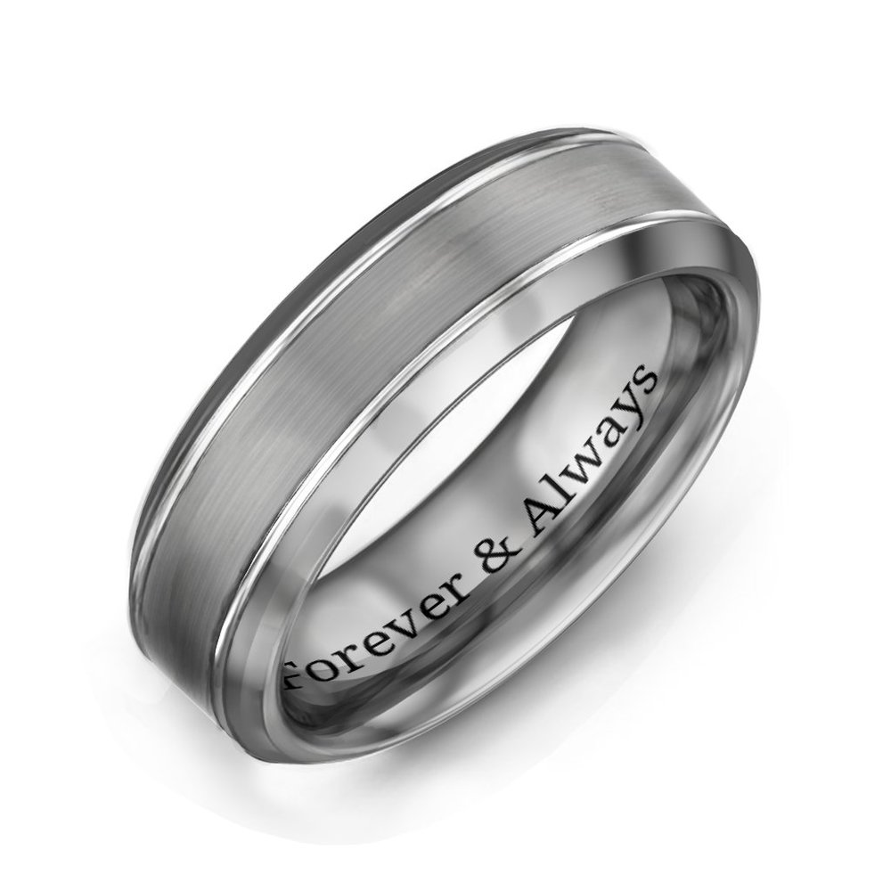 Men S Custom Wedding Bands South Hills Jewelers Since 1982 When