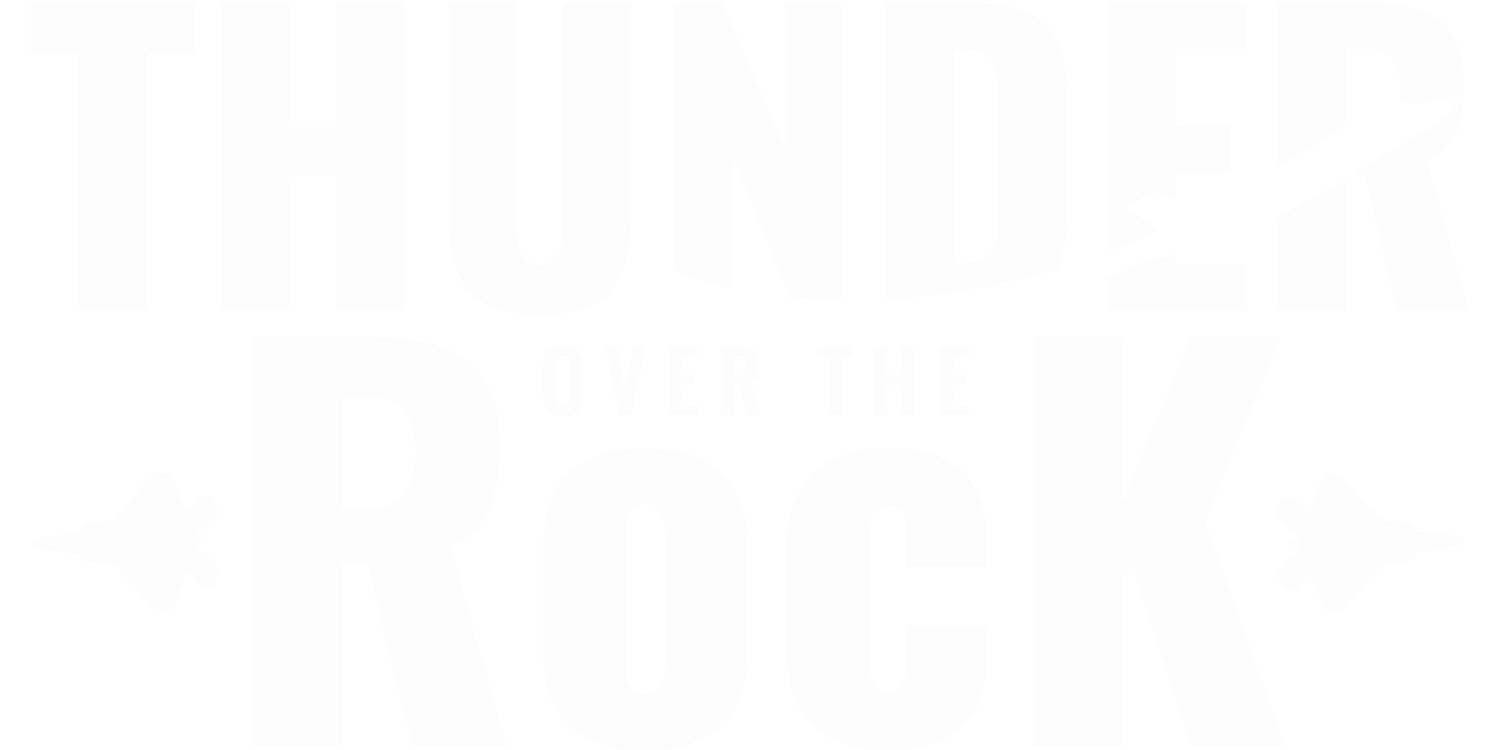Thunder Over The Rock