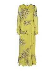 - VERO MODA Satina Long-Sleeve Maxi Dress $51