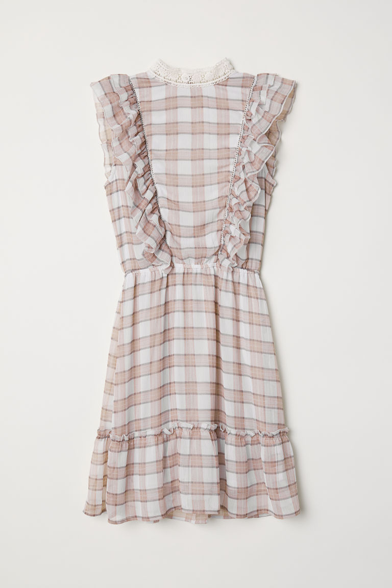 - Chiffon Dress$29.99