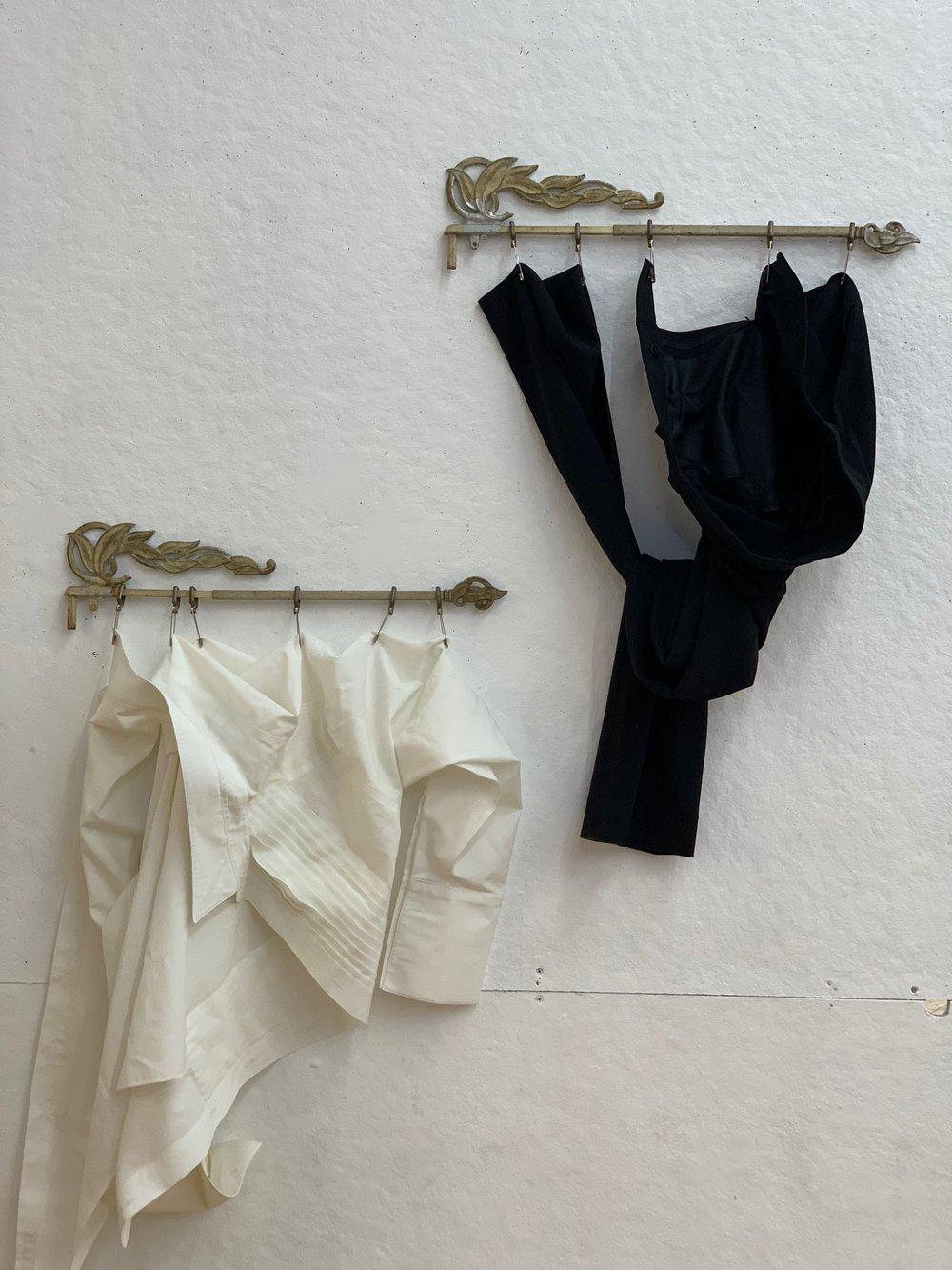 Shihui Zhou, Behind_between the curtain, 2018,mix media, 13_18.jpg