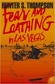 Fear and Loathing in Las Vegas, Hunter Thompson