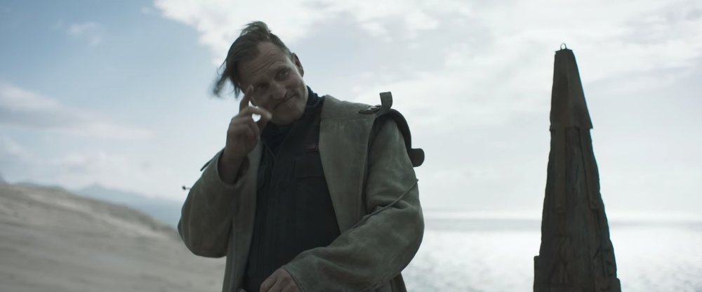 Woody Harrelson as Tobias Beckett