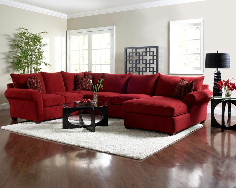 Klaussner Fletcher Sectional