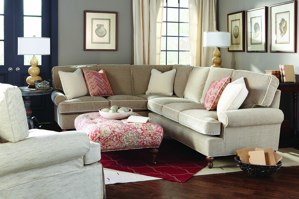 Robin Bruce Cindy Sectional
