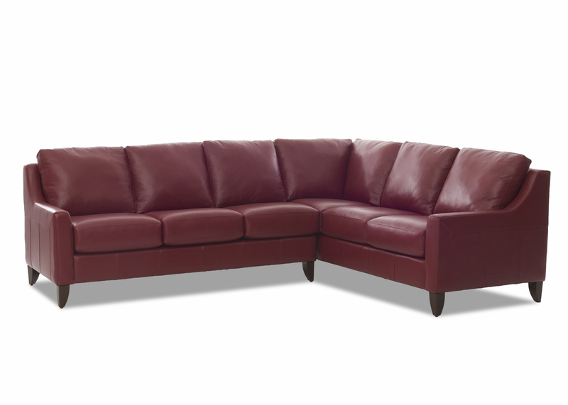 Klaussner Belton Sectional