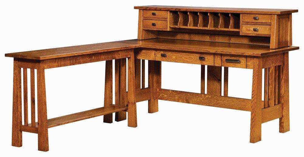 Freemont Open L Desk